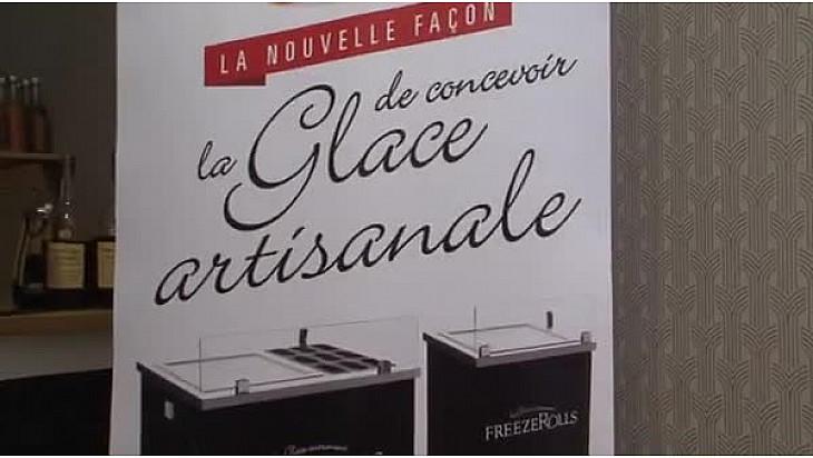 @Toulouse : @FreezeRolls en démonstration au restaurant Monsieur Marius