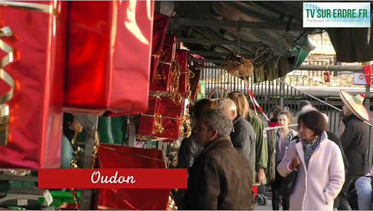 Le Marché de Noël de Oudon