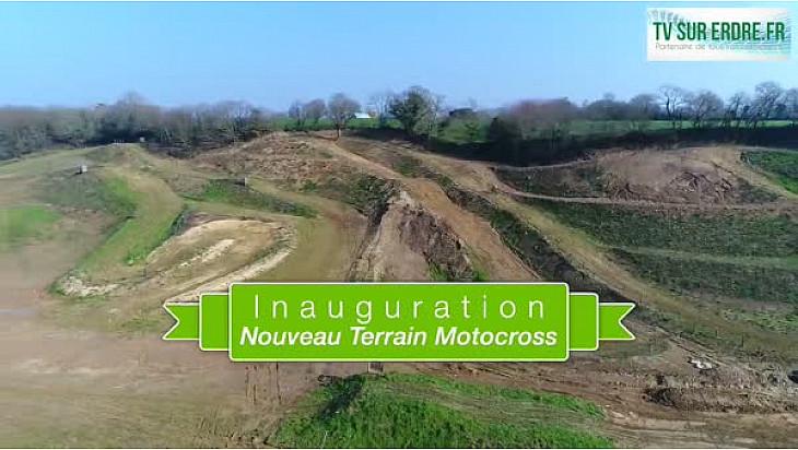 Inauguration nouveau terrain de Moto Cross