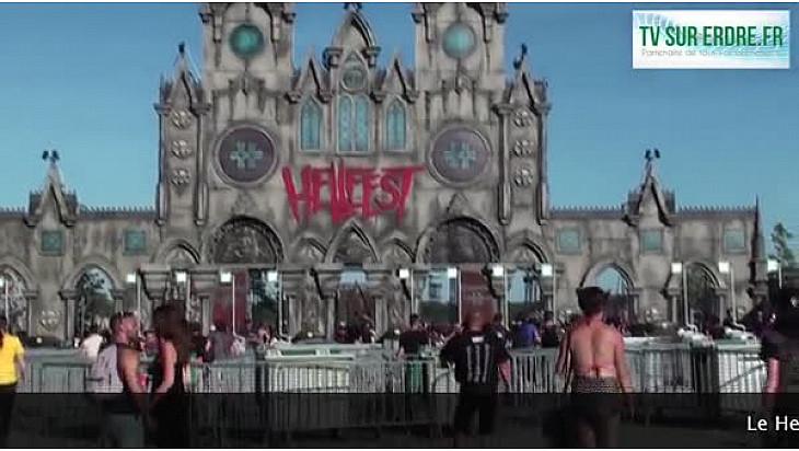 Hellfest 2017 à Clisson en Loire-Atlantique