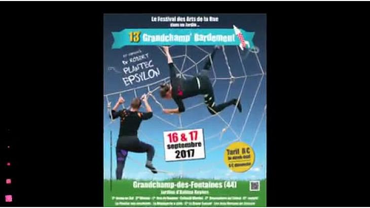 Grandchamp'Bardement 2017 Bientôt...