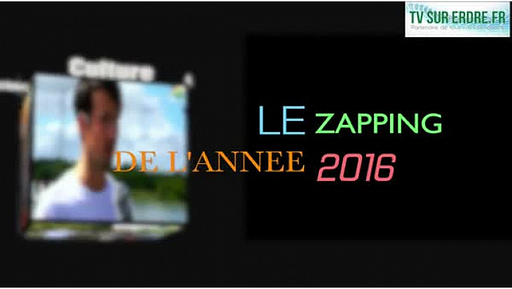Zapping TV sur Erdre 2016