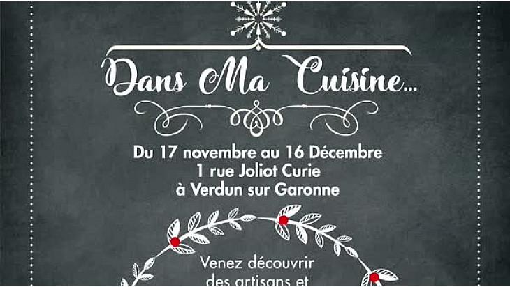 Dans Ma Cuisine : boutique éphémère à Verdun-sur-Garonne - 82