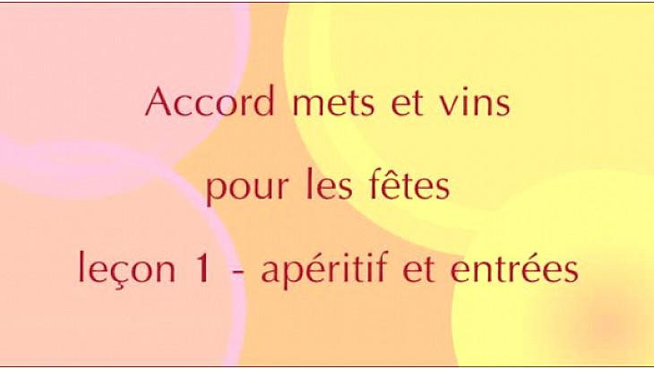 Accord mets et vins, que servir pour les fêtes - Corinne Virchenaud vous guide.