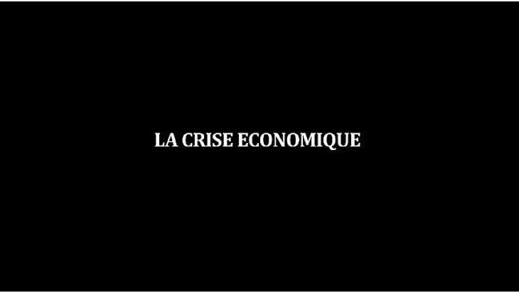 Clip de « La crise économique »  de Tonyo