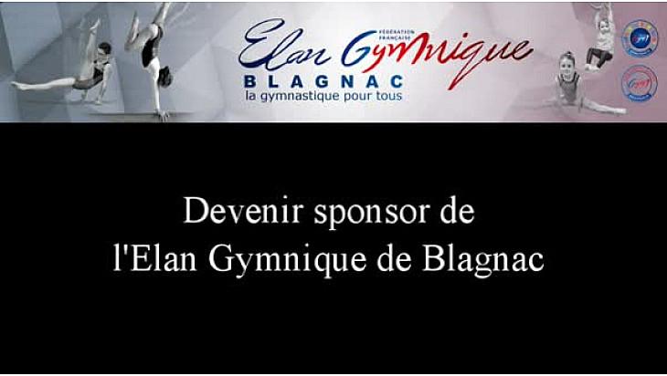 Devenir Sponsor de l'Elan Gymnique de Blagnac