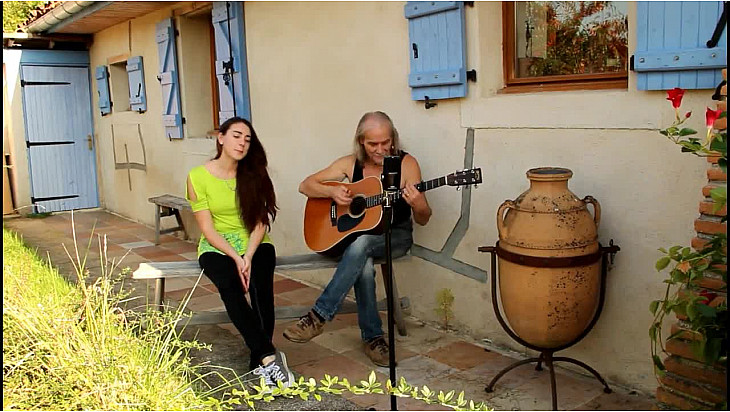 I Cry - Manon Espinosa ft. Yves géleff (Original Song Acoustic)
