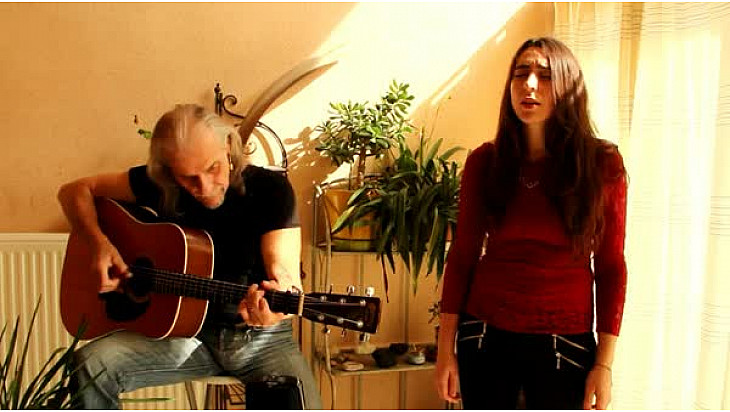 Behind blue eyes - The Who (Manon Espinosa ft. Yves Géleff) - Acoustique