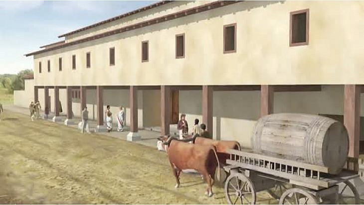 Elusa 'Vidéo Promotionnelle' #Antique #Domus #Trésor #Villa #Gers #Occitanie #Tv_Locale