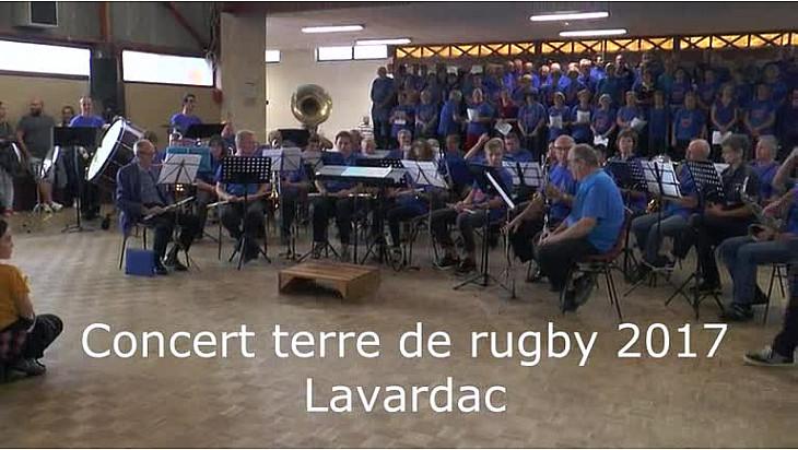 9.09.17 #Lavardac (47) terre de #rugby (vidéo 1) #tvlocale.fr