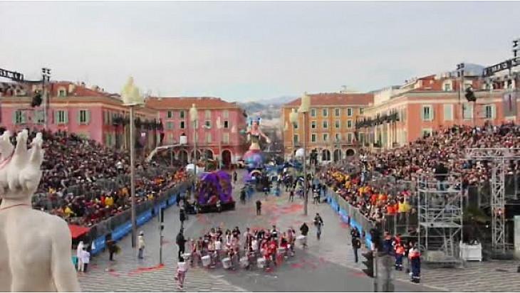 Corso Fleuri du Carnaval de Nice @nice_carnaval