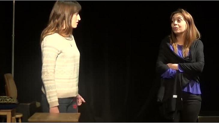 L'école des acteurs artisans - Semaine de cours du 16 au 20 Janvier.