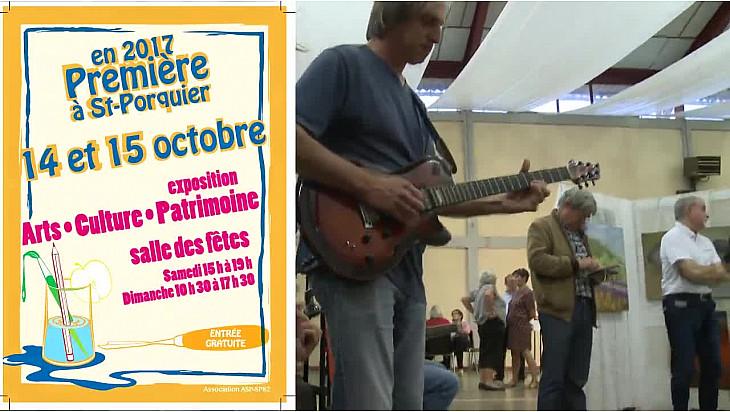exposition ASP-SP82 ARTS CULTURE PATRIMOINE DU 14 1 15 OCTOBRE 2017