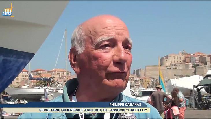 Télé Paese Corsica: Puces Nautiques à Calvi : Une réussite pour cette seconde édition