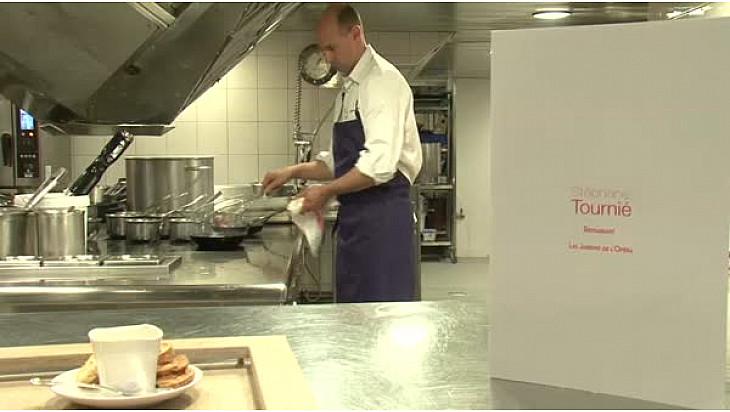 Accueil web tv gastronomie toulouse - Stephane tournie les jardins de l opera ...