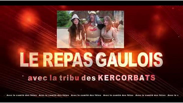 Chalabre: Les Gaulois du Kercorb #chalabre #kercorb #audetourisme #TvLocale.fr