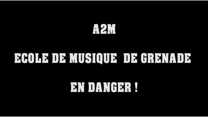 Multimusique Ecole de Musique en DANGER à Grenade (31)