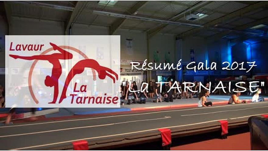 Résumé du Gala 2017 du club de Gymnastique de La Tarnaise à Lavaur le 23 juin 2017.  @ffgymnastique 