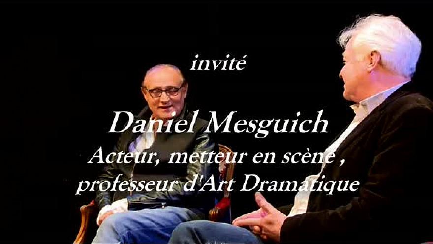Emission Théâtre : Les Rencontres Acteurs Artisans -  Acte 2 avec Daniel Mesguich invité de Franck CABOT DAVID de l'école Acteurs Artisans @daniel_mesguich #smartrezo @TvLocale_fr