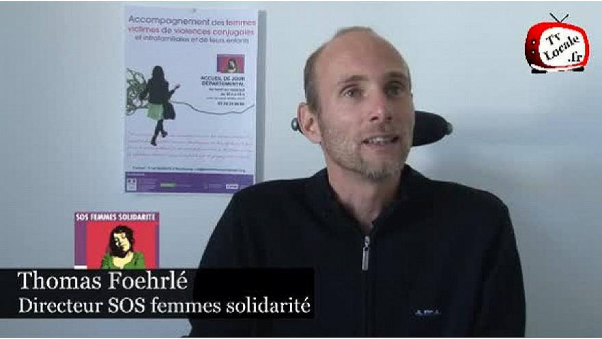 Entretien avec Thomas Foehrlé, directeur de SOS Femmes Solidarité à Strasbourg.