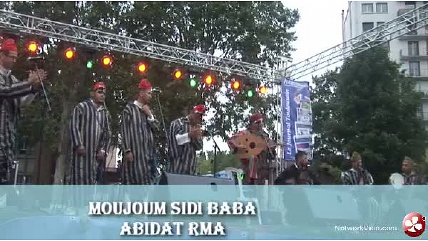 Festival du Maroc Toulouse : Noujoum Sidi Baba 2012