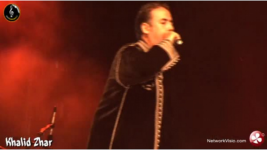 Festival du Maroc Toulouse: Khalid Zhar en concert