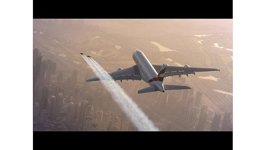Emirates: #HelloJetman un reportage de Dazeroa100 'Passion Moteurs'