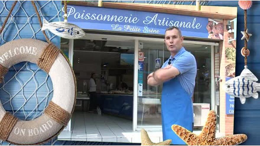 Tv Poisson Corail : Portrait d'Eric BRASSE de La Petite Sirène à Tournefeuille #SCAPP