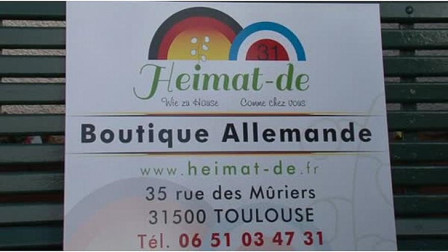 Heimat-De, la boutique Allemande de @Toulouse