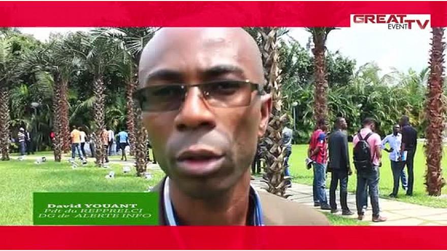 AWF 2014 : RÉACTIONS DES PARTICIPANTS