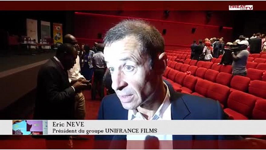 Quelques réactions lors des Premières Rencontres du Cinéma Francophone d'Abidjan