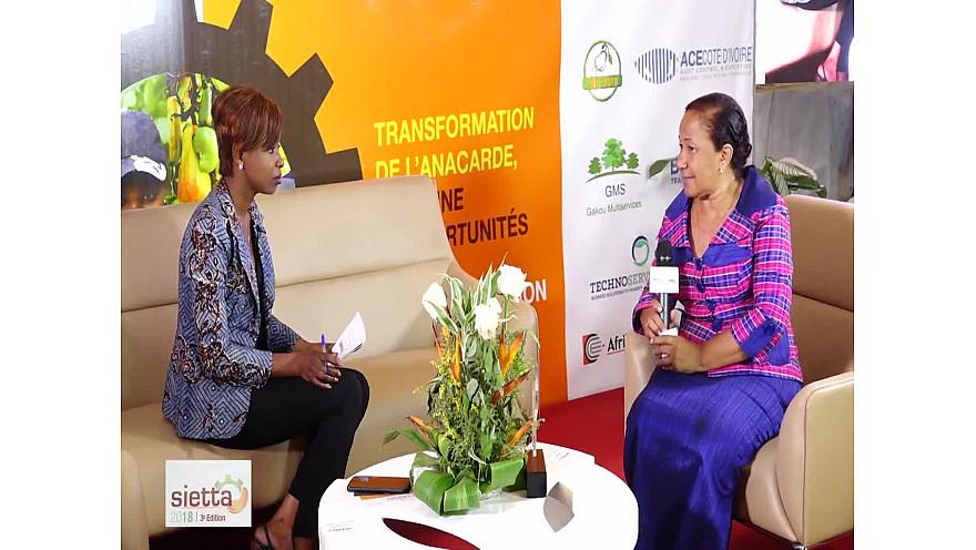 Entretien avec une transformatrice d'Anacarde au Bénin