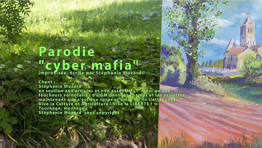 Vidéoparodie Cyber mafia