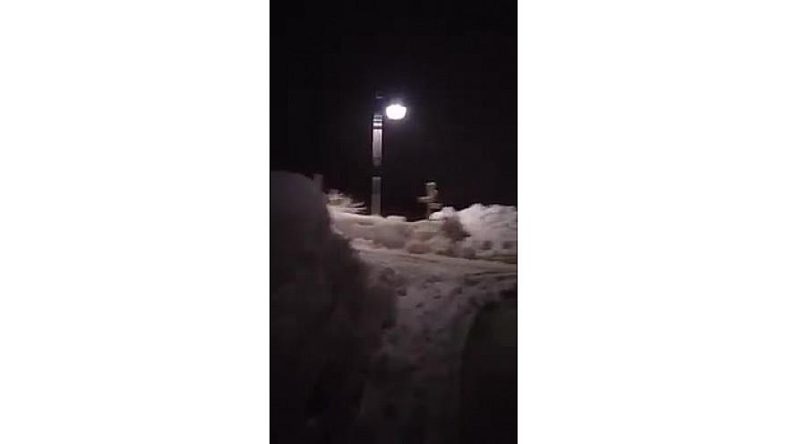 Alerte rouge Avalanche dans les Alpes
