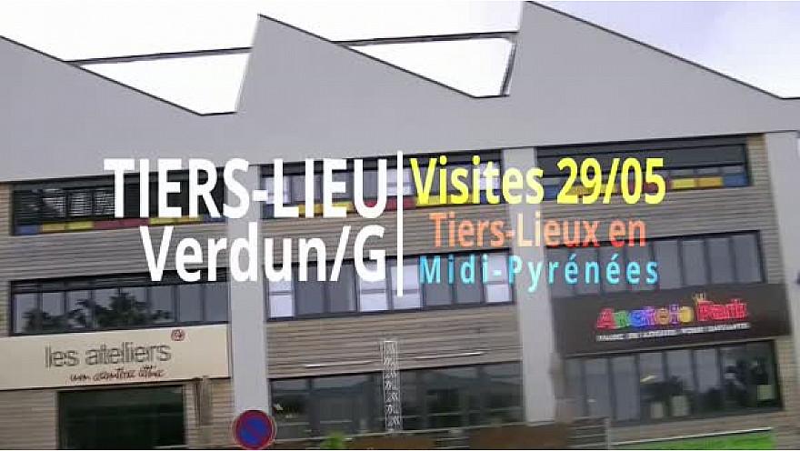 #Tiers-Lieu Croix-Rouge à @Verdun-sur-Garonne : visite inspirante de 3 tiers-lieux de @Midi-Pyrénées