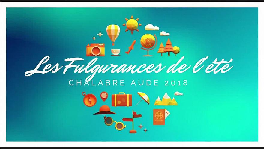 Fulgurances de l'été : 4ème Festival des Arts de #chalabre #audetourisme #occitanie #tvlocale.fr
