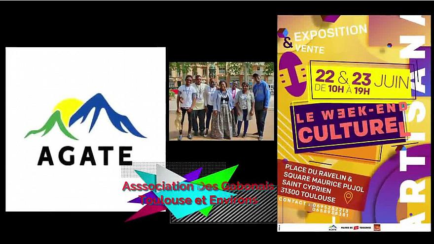 Les Gabonais de Toulouse #agate #association #Toulouse #tvlocale.fr