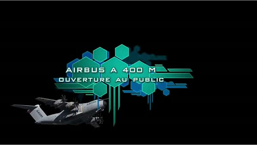 Aéroscopia :L'AIRBUS A400M  #aeroscopia  #tvlocale.fr  #aviation