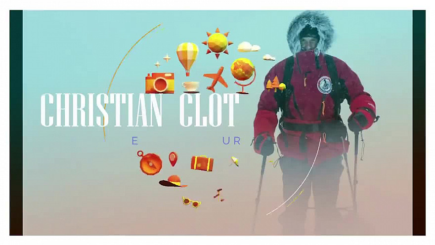 Christian Clot explorateur : escale  à Toulouse @ChristianClot #explorateur #science #tvlocale.fr