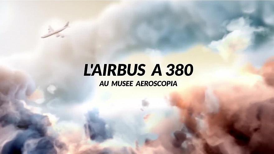 Aeroscopia Toulouse-Blagnac : AIRBUS A380 ACCÈS A BORD (tout public)  @GManatour #aeroscopia #tvlocale.fr #musée #aviation