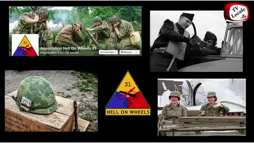 Association Hell On Wheels 31 histoire et  mémoire#reconstitution #vehiculemilitaire #militarytruck #militaire #pilot #chauffeur