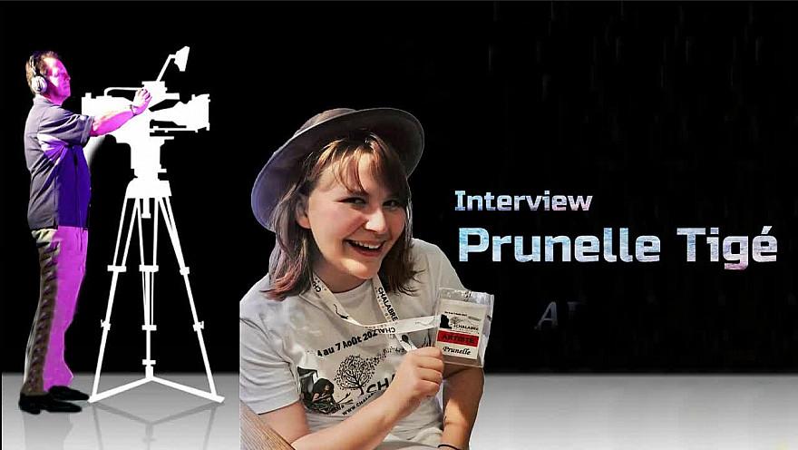 PrunelleTigé #artiste #chalabre #festival #tvlocale.fr #musique
