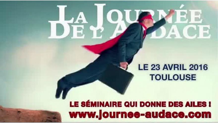 2ème édition de La Journée de l'Audace à Toulouse Purpan#JDA #entreprises #frenchtouch