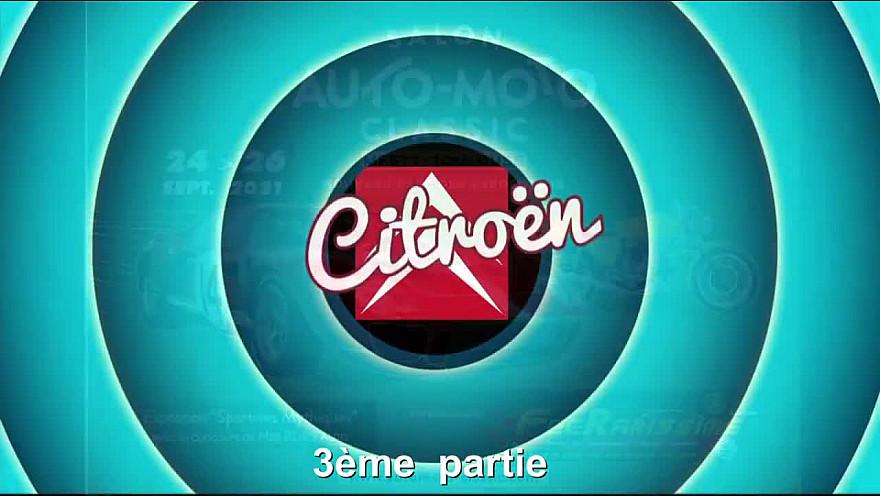 SALON AUTO MOTO CLASSIC Toulouse, épisode 3 et fin  avec Henri-Jacques Citroen en septembre 2021 #automobile #salon auto moto #voitures anciennes #citroën #tvlocale.fr