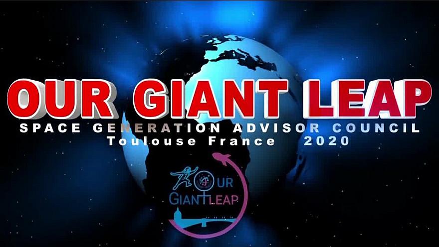 Space Generation Advisory Council (SGAC) TOULOUSE 2020 #espace #arméedefense #tvlocale.fr #aeronautique #recherche #toulouse #supaero