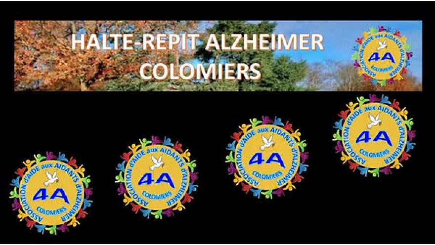 Colomiers, Halte répit Alzheimer #Alzheimers #AidonsLesAidants #Rotary clubs #TvLocale-fr