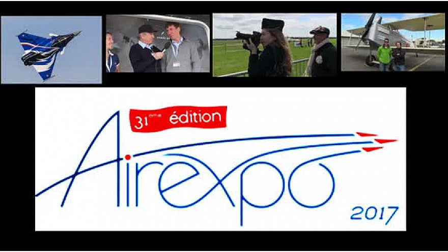 Airexpo 2017 Muret le herm le meeting #muret #airexpo #airshow #aviation #TvLocale-fr