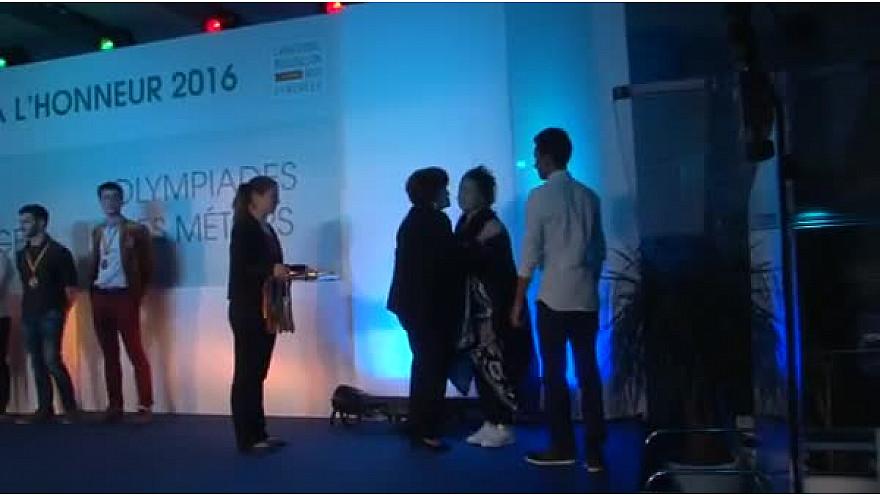 @Toulouse : #Education-Formation : @RegionLRMP : Les Métiers et l'Apprentissage à l'honneur en 2016 @CaroleDelga - Reportage #TvLocale_fr