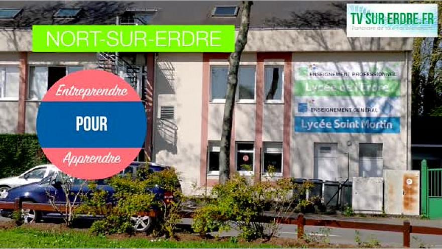 Nort-sur-Erdre : La Box Compagnie #minientrepreneurs #lycéedelerdre #nortsurerdre