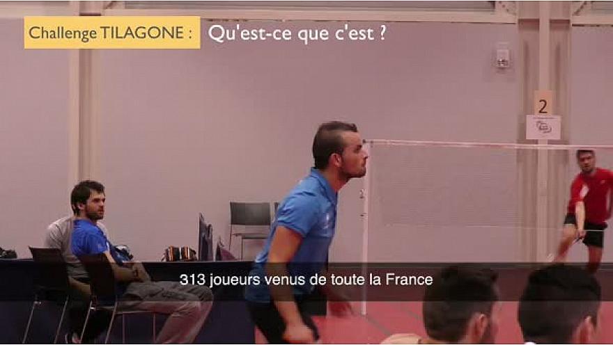 Orvault : Challenge Tilagone #badminton #sport #tournoi #championnat #région